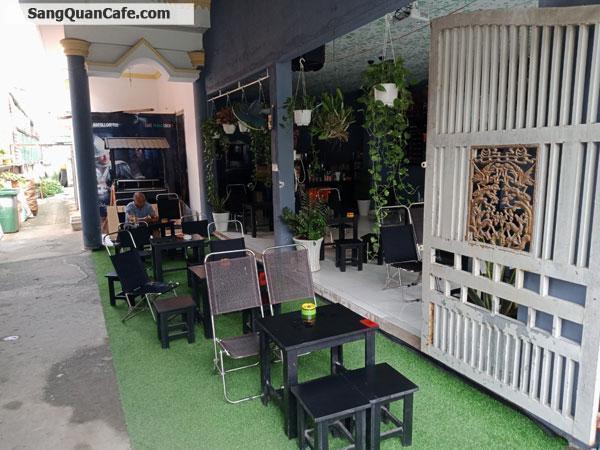 Cần sang nhượng quán cafe NaPoLi đang kinh doanh