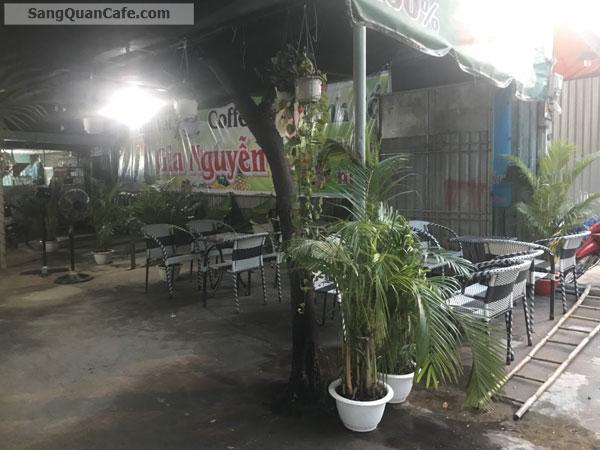 Cần sang Quán cafe võng đang kinh doanh