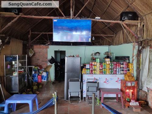 Cần sang quán cafe võng vị trí ngã 3 gần Vòng Xoay An Phú