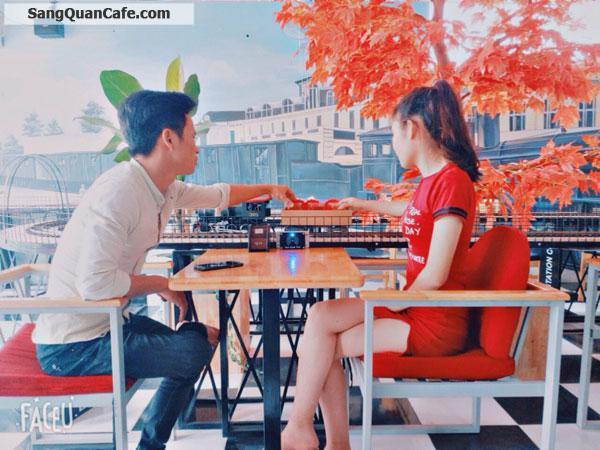 Sang quán cafe đẹp, độc nhất mặt tiền đường Huỳnh Văn Luỹ