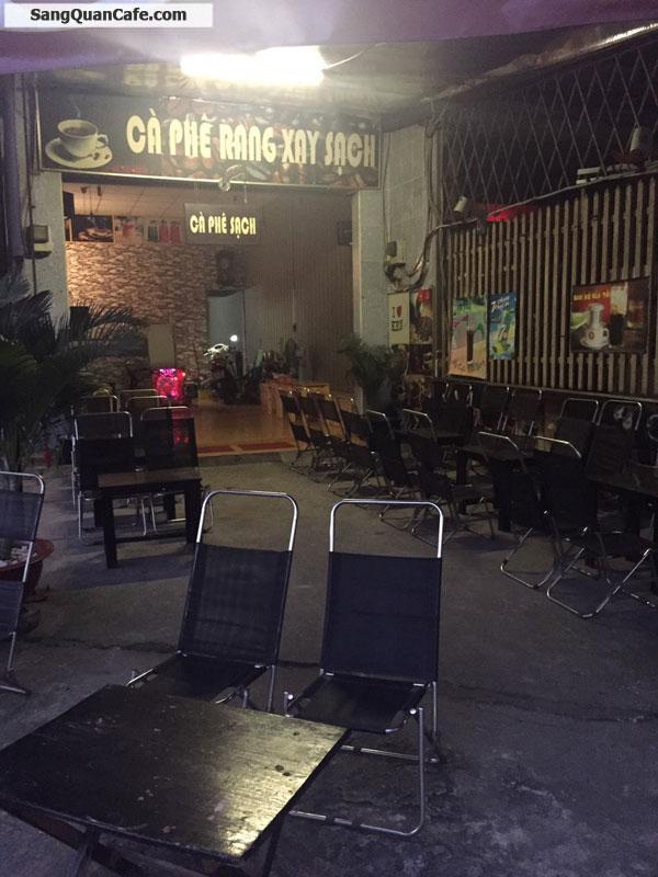 Cần nhượng quán cafe đang kinh doanh đông khách