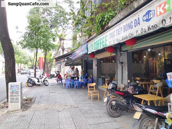 Sang Cafe Mặt Bằng cực Kì đẹp Quận 1