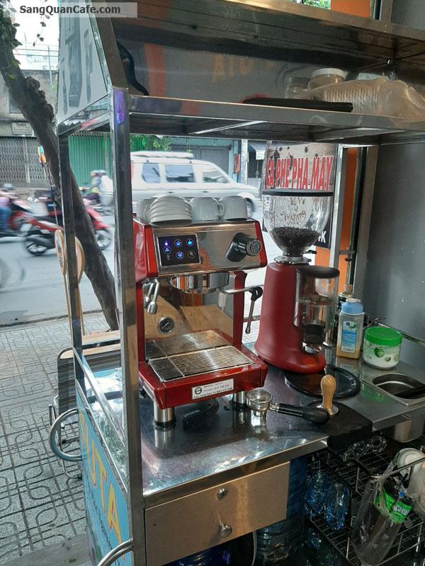 Cần sang nhượng quán cafe pha máy