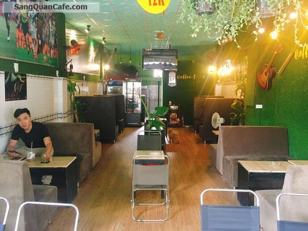 Sang Gấp quán Cafe mặt bằng đẹp