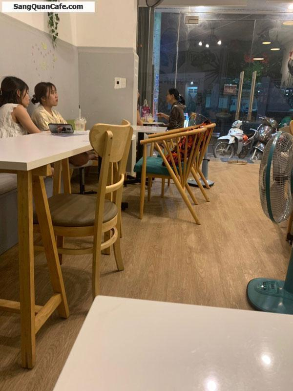Sang quán cafe trà sữa MORI COFFEE máy lạnh