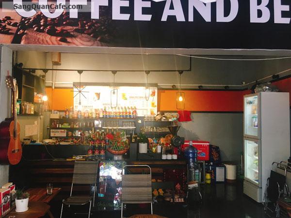 Sang lại quán Cafe MB đẹp Góc 2 mặt tiền