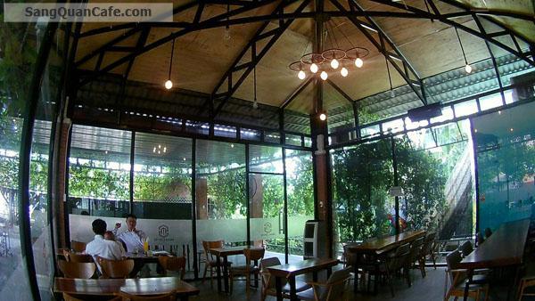 Cần sang quán cafe lô Gốc 2 mặt tiền Bát Nàn.