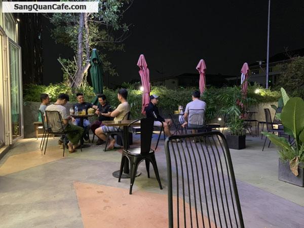 Cần sang gấp quán cafe chung Cư Kris Vue