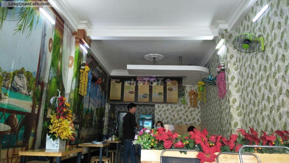 Sang Quán Cafe gần vòng xoay Hòa Bình