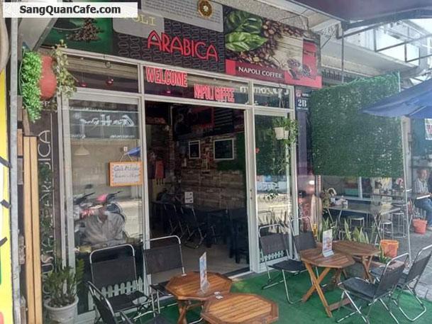 Sang quán cafe NAPOLI COFFESang nhượng quán cafe Quận Tân Bình Thương hiệu NAPOLI COFFEE