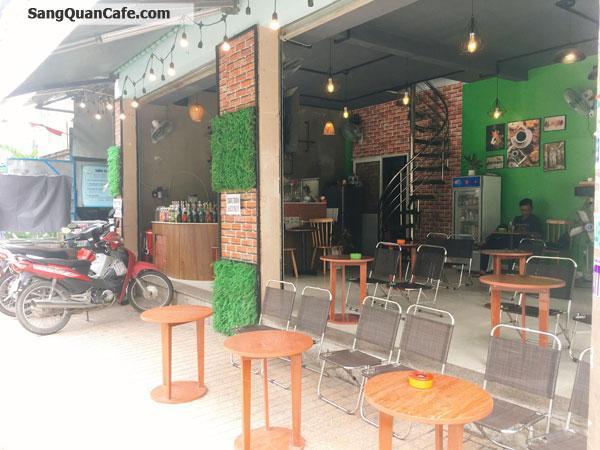 Sang Cafe MB Đẹp Góc 2 mặt tiền
