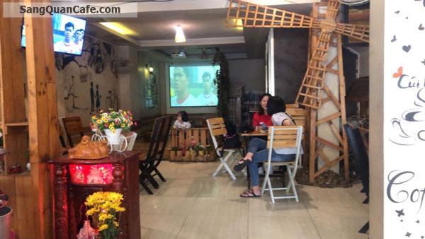 Sang quán cafe gần trường Đại học Mở TPHCM