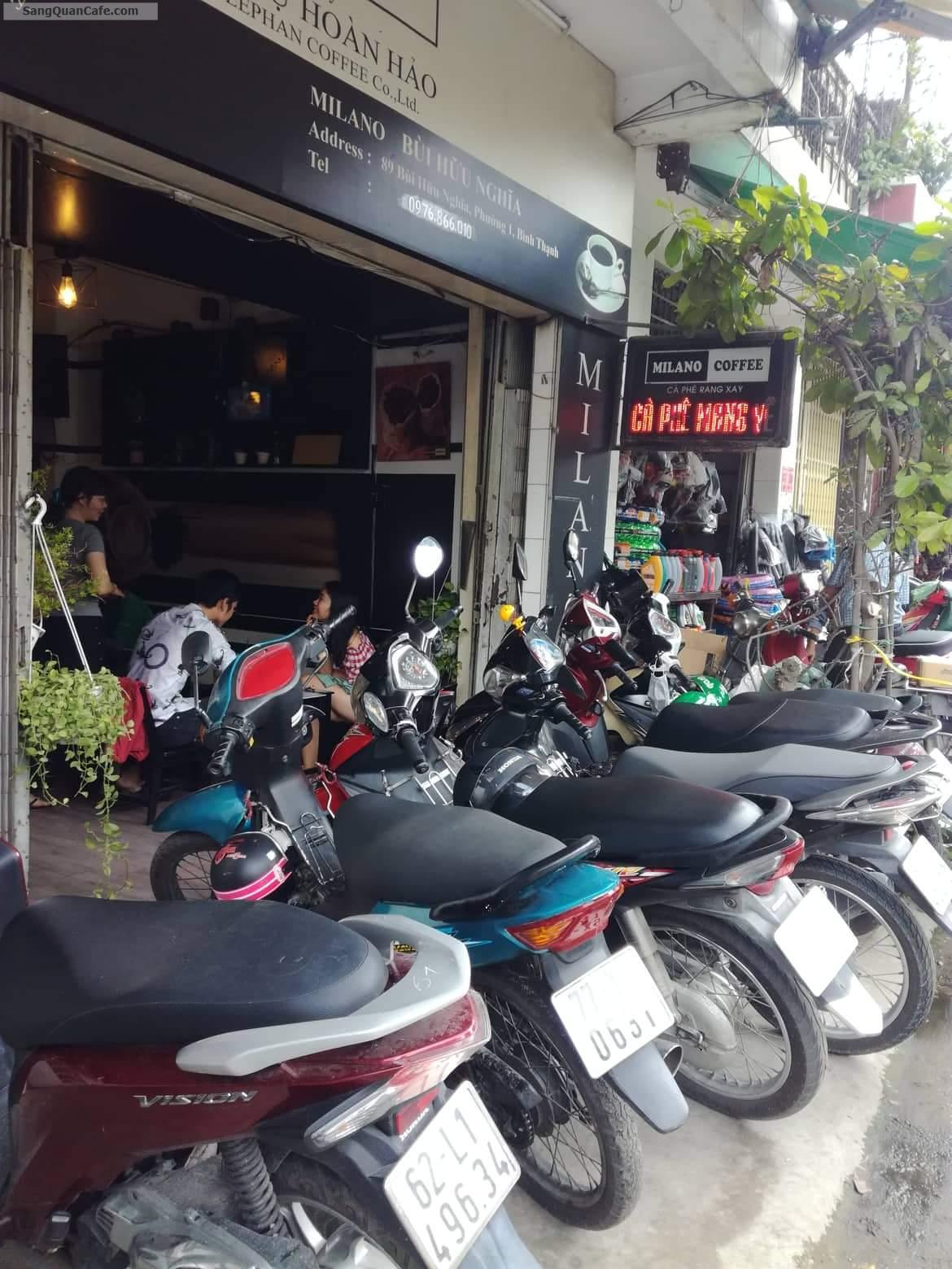 Cần sang rẻ quán cafe đang kinh doanh