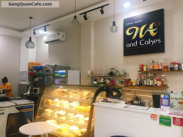 San nhượng mặt bằng kinh doanh Cafe