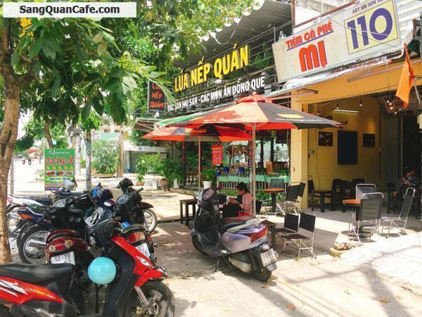 Sang Cafe mặt bằng Đẹp vỉa hè 8m
