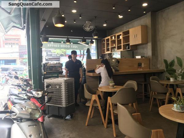 Sang quán cafe Góc 2 mặt tiền Trường Chinh