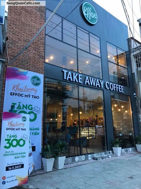 Sang quán cafe tại thành phố Mỹ Tho, Tiền Giang