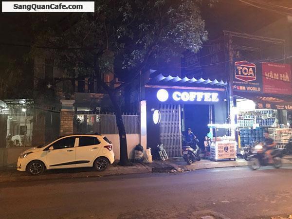 Cần sang lại quán cafe đang hoạt động tốt