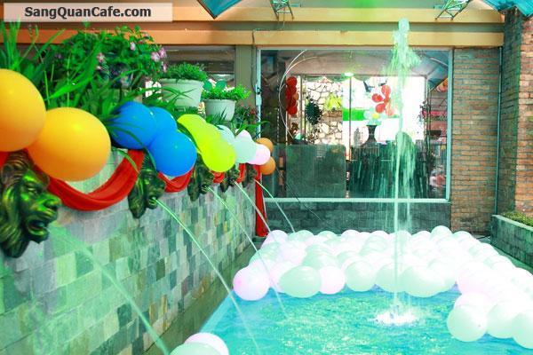 Sang quán cafe làng đại học Thủ Đức