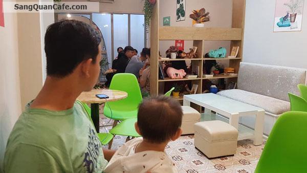Sang Quán Cafe & Trà Sữa đối diện Trường Đại Học Quận Thủ Đức