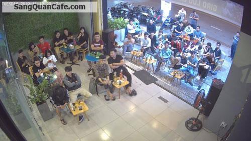 Cần sang mô hình cafe, phòng trà hiện đại