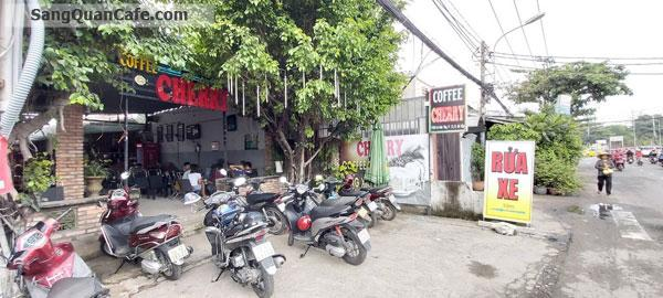 Sang quán cafe góc 2 mặt tiền đối diện trường Nguyễn Trãi
