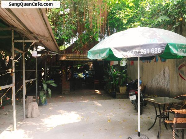 Sang Cafe Võng - Sân Vườn (10m x 50m)
