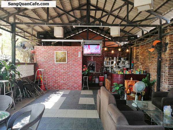 Sang Quán Cafe Góc 2 Mặt Tiền Nhà Bè