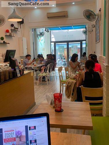 Sang Quán Cafe ngay Trung tâm Quận 1