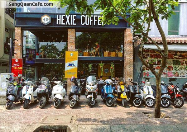 Sang quan cafe ngay cầu Trần khách Dư