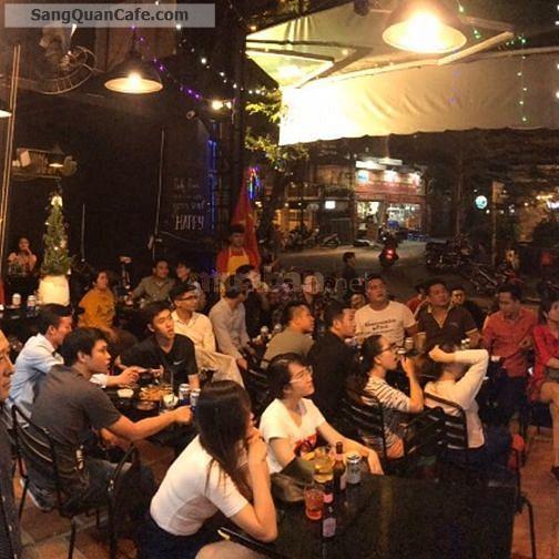 Sang Quán Coffee Beer 2 mặt tiền đường lớn