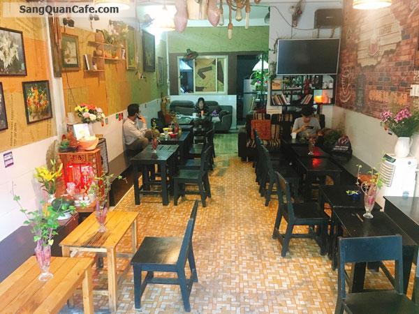 Sang Cafe , KCX Vĩnh Hội , Hoàng Diệu , Q.4