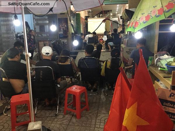 Sang quán cafe thu nhập ổn định