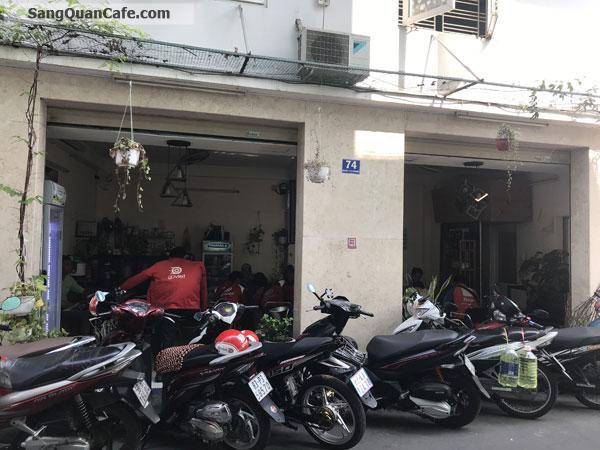 Sang quán cafe mặt tiền gần khu Phan Xích Long