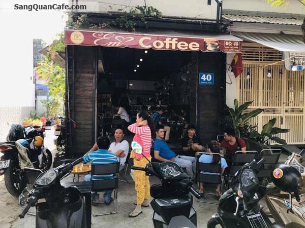 Sang quán cafe vị trí đẹp