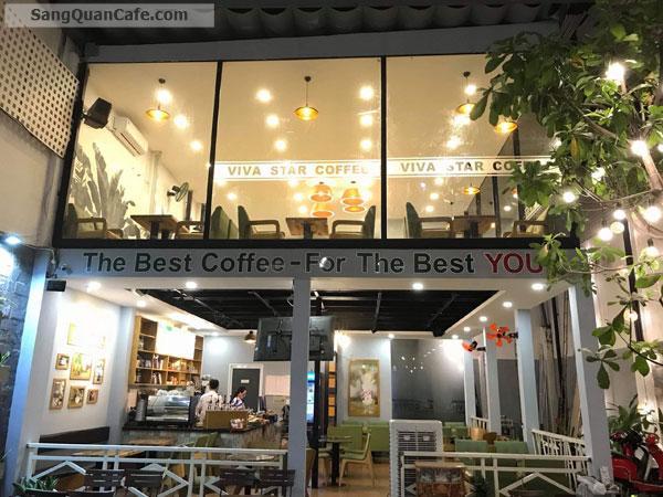 Cần sang lại quán cà phê viva star coffee