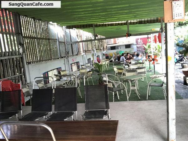 Sang quán cafe cơm văn phòng mặt tiền đường lớn