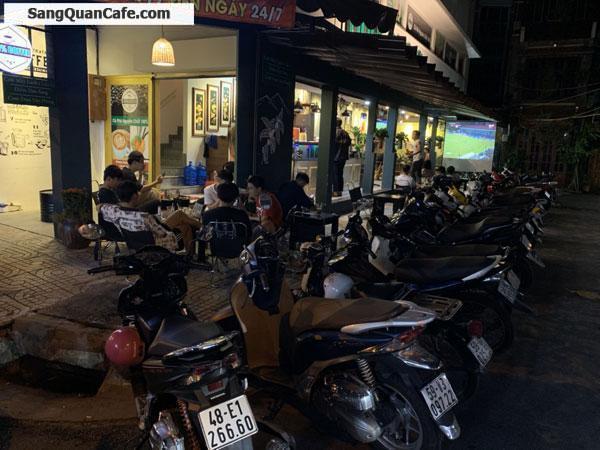 Sang quán cafe Gò Vấp Gần Chợ Hạnh Thông Tây 2 Mặt tiền