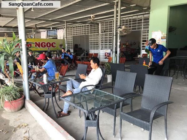 Sang quán Cafe + Ăn sáng đang hoạt động tốt