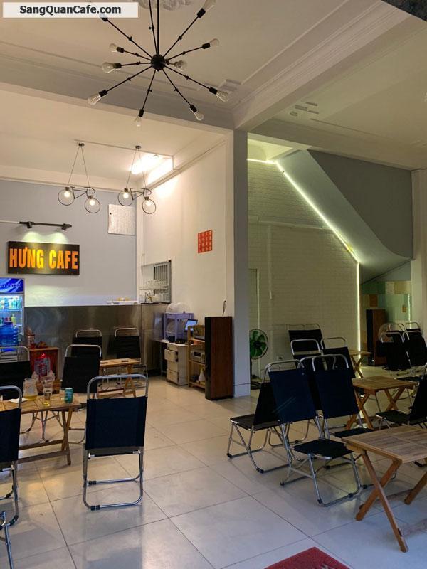 Sang lại quán Cafe mới decor lại đẹp còn mới 99.9%
