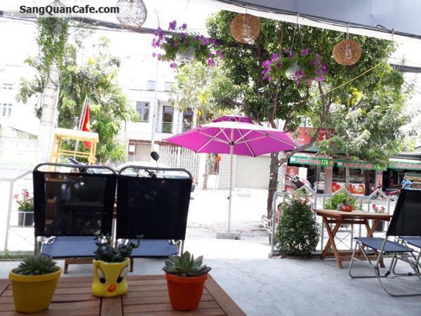 Sang nhanh quán cafe nước ép trái cây