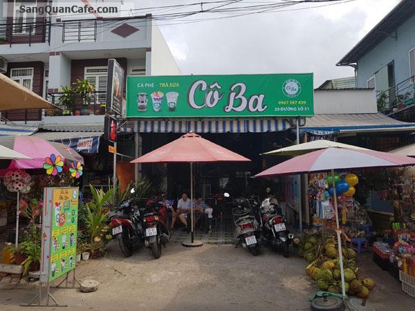 Chính Chủ Sang Quán Coffee - Trà Sữa