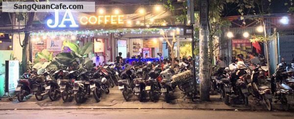 Sang quán cafe Đang kinh doanh tốt