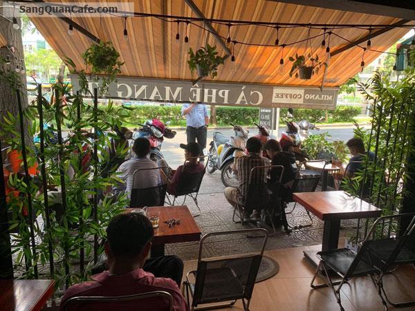 Sang nhượng quán cafe vị trí đẹp lợi nhuận cao