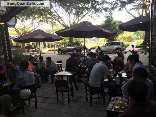 Sang quán Cà phê Sạch thương hiệu ORGANIC Coffee