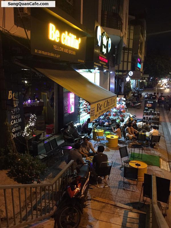 Sang quán cà phê & Beer Craft ( Bia Bệt )