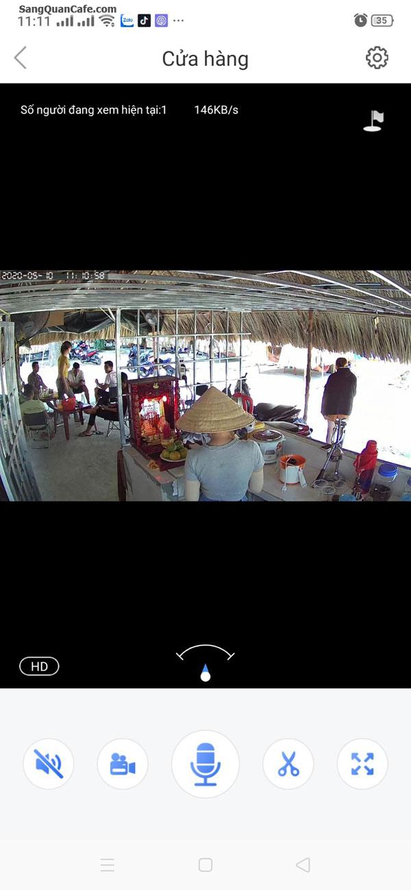 Cần sang quán cafe chòi Bình Dương