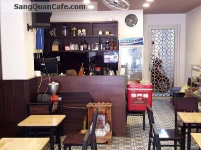 Cần sang lại quán cafe tại phố cafe quận 4