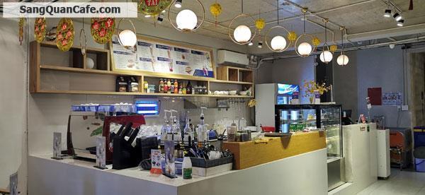 Sang quán cafe VIP vị trí đắc địa