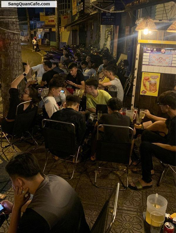 Sang gấp quán Cafe mặt tiền đường Hoàng Sa
